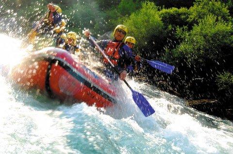 Szlovéniai kalandtúra 2 főnek a Soca-folyón