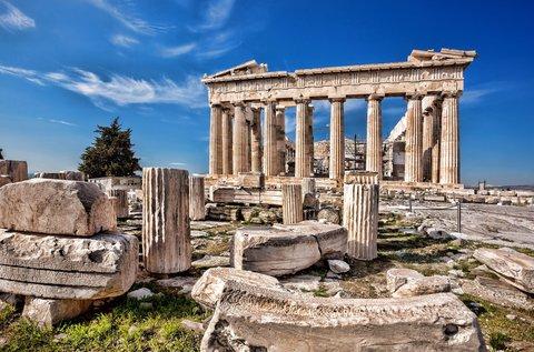 5 napos mesés kiruccanás Athénba repülővel
