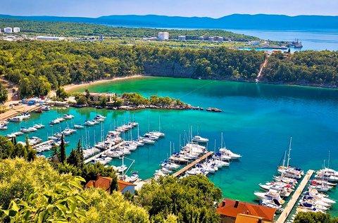 8 napos utószezoni vakáció a Krk-szigeten