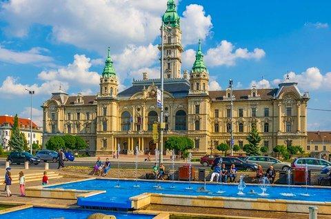 3 napos lazítás Győr barokk hangulatú belvárosában