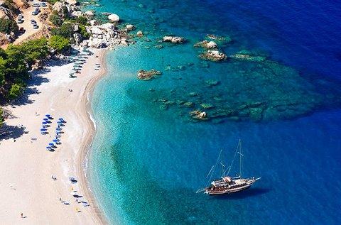 8 napos nyaralás Karpathos-on repülővel
