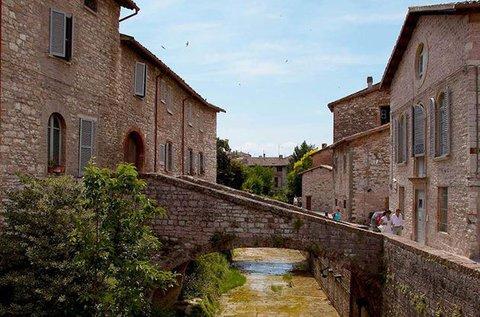 Hangulatos látogatás az olasz Gubbio városkában