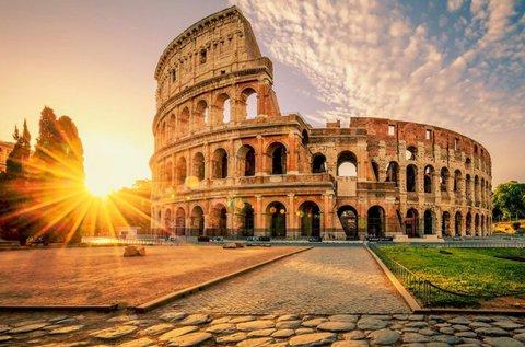 5 napos barangolás az örök városban, Rómában