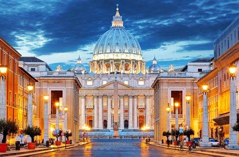 4 napos mesés városnézés Rómában repülővel