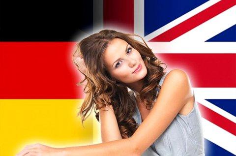 Speciális online angol vagy német nyelvtanulás