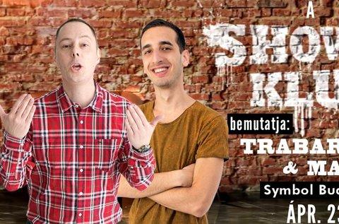 Belépő a Showder Klub tévéfelvételére