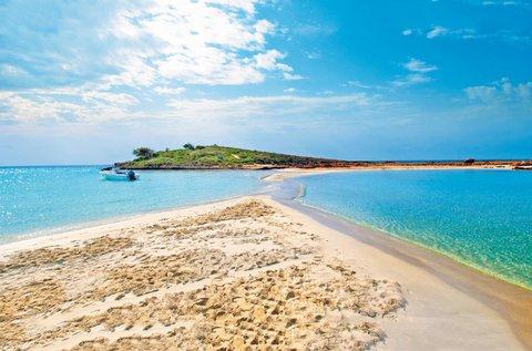5 napos tengerparti nyaralás a mediterrán Cipruson