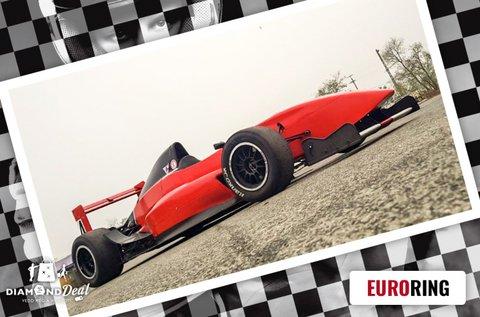 Száguldj Formula Renault 2.0 versenyautóval!