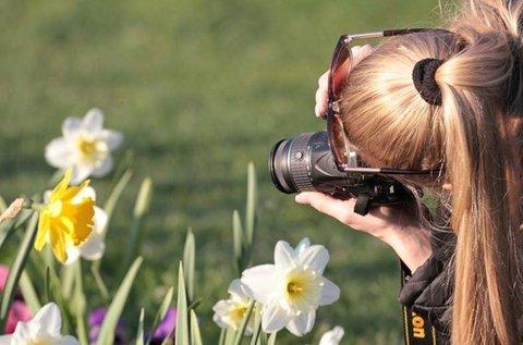 10 alkalmas kezdő és középhaladó fotós tanfolyam
