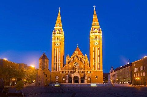 Romantikus látogatás Szeged szívében