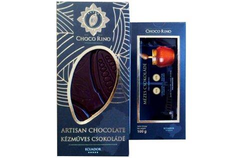 Mézes Chocorino csokoládé 85 g-os kiszerelésben