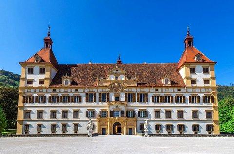Kirándulás Graz-ban és az Eggenberg-kastélyhoz