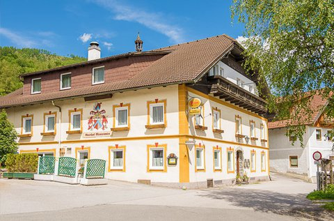 Hegyvidéki felüdülés Ausztriában, hétvégén is