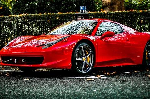 2 körös Ferrari 458 Italia élményvezetés Örkényben