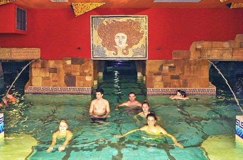 3 napos gyógyító fürdőzés Hajdúszoboszlón