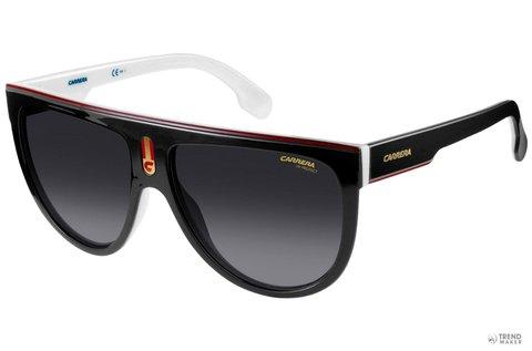 Carrera fekete-fehér színű unisex napszemüveg