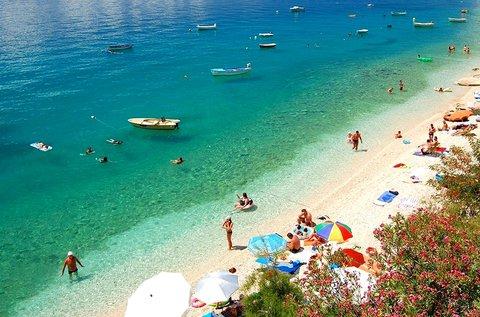 8 napos nyaralás 4 főre a dalmát tengerparton