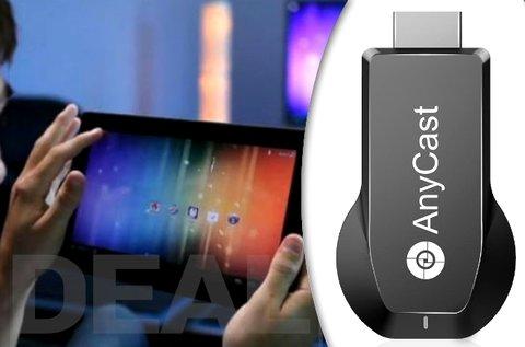 Wifi HDMI stick videó és audió dekódolóval