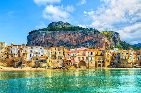 5 napos mediterrán pihenés Szicília szigetén