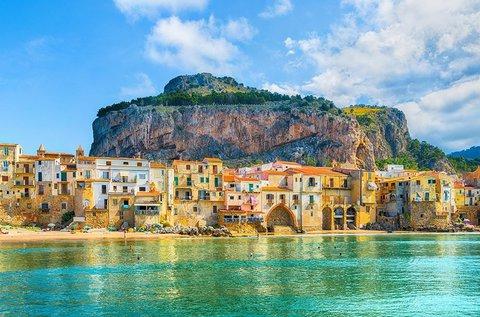 5 napos mediterrán vakáció a mesés Szicílián