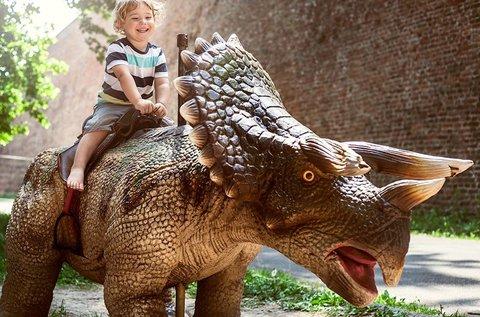 Látogatás a Pozsonyi Állatkertben és Dínóparkban