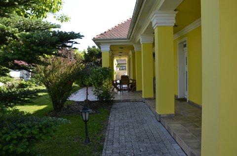 Tavaszi vagy év végi lazítás a Tisza-tónál, Poroszlón