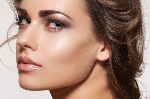 Feszes arcbőr Mesofill mezoterápiás feltöltéssel