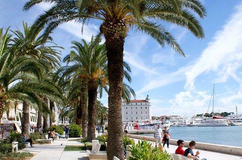 4 napos csodás pihenés a horvátországi Splitben
