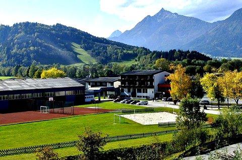 3 napos alpesi feltöltődés a Dachstein lábánál