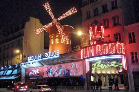 3 napos kaland a szerelem városában, Párizsban