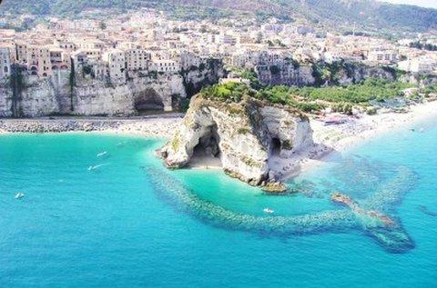1 hetes júniusi körutazás Calabria tengerpartján