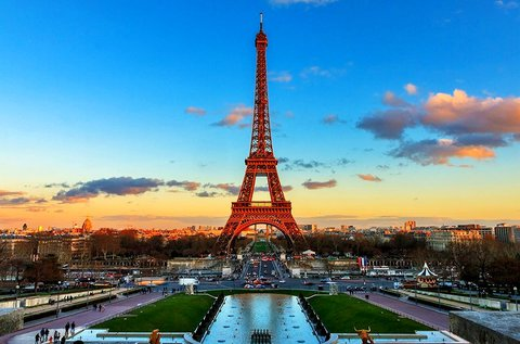 3 napos varázslatos kikapcsolódás Párizsban