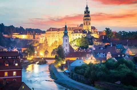Májusi hosszú hétvége a száztornyú Prágában
