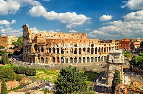 3 nap a mesés olasz fővárosban, Rómában