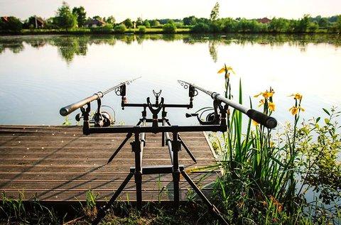 Horgászkaland Hövejen foglalt hellyel és jegyekkel
