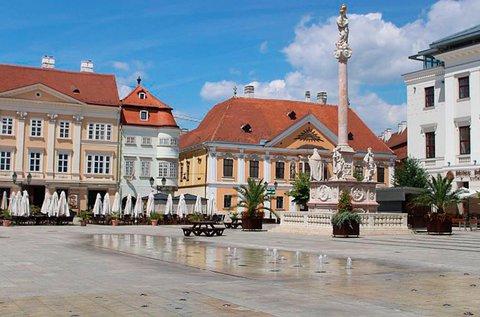 Győri pihenés ősztől tavaszig fürdőbelépővel