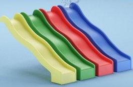 TOBI Toys 3 méteres gyerek kerti csúszda, 4 színben 9.990 Ft-ért 16.990 Ft helyett